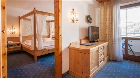 Hotelappartement deluxe Kat. F 1
