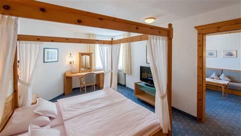 Hotelappartement deluxe Kat. F 2