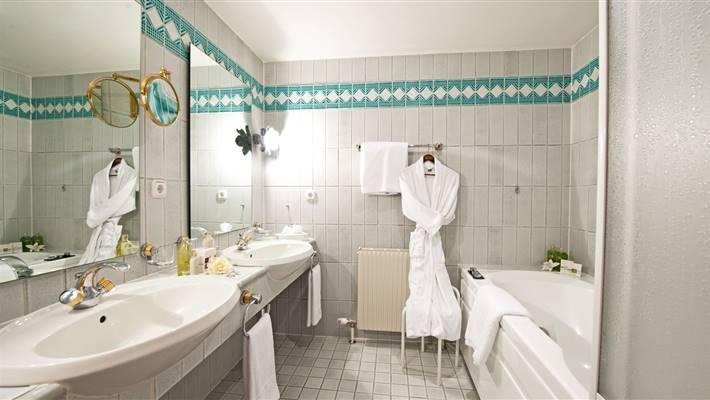 Hotelappartement-Kat-G-Badezimmer