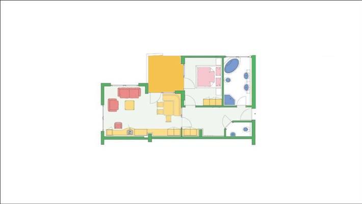 Wohnsystem 5 Skizze
